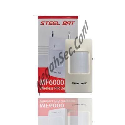 چشمی استیل بت Steel Bat 6000